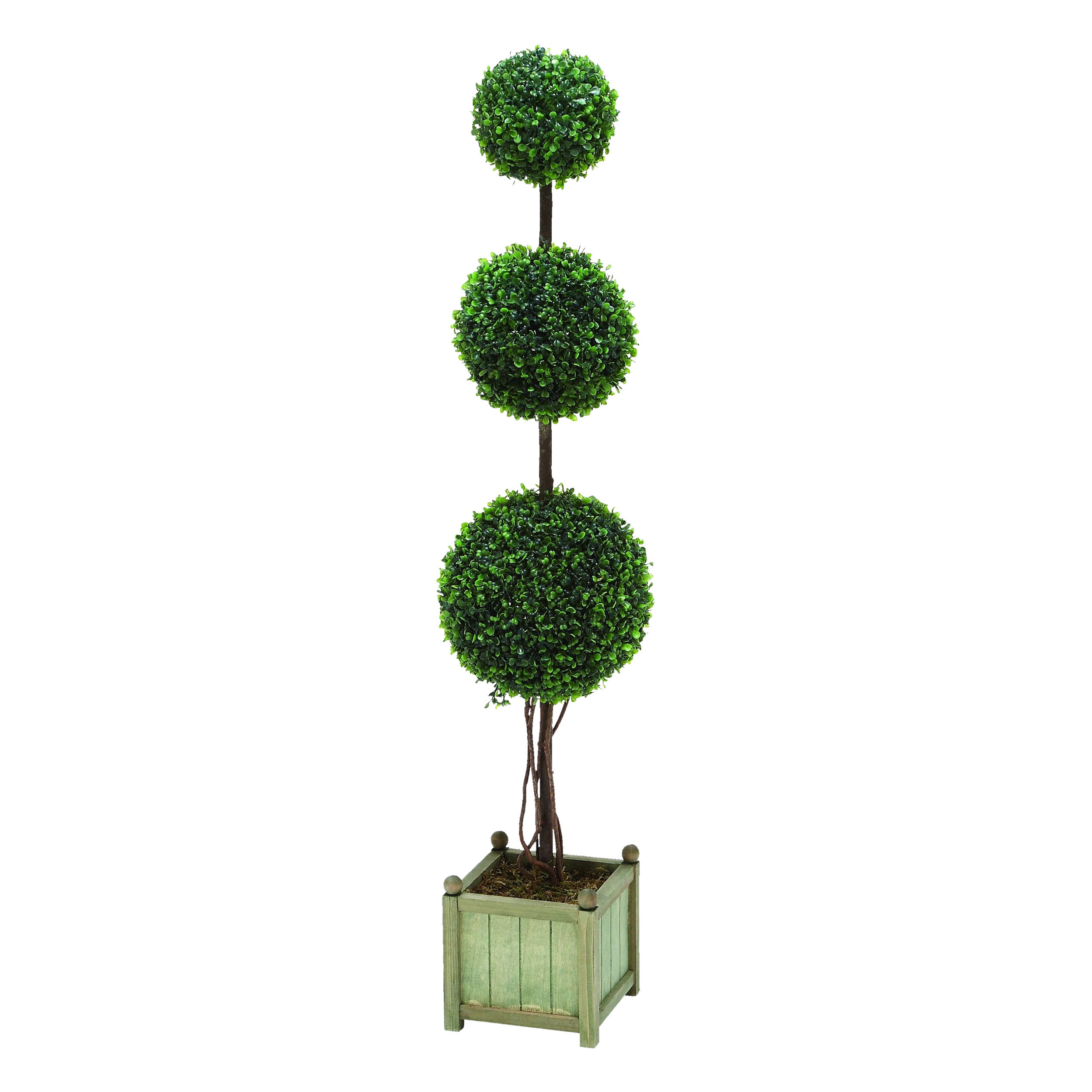 Trueshire Potted Artificial Topiary