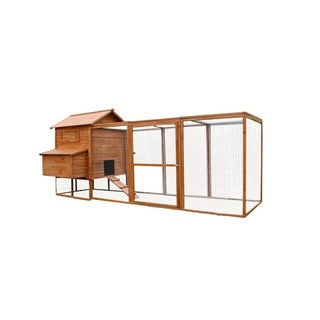 Lovupet 12ft Chicken Coop