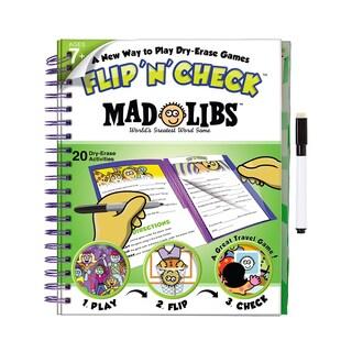Flip 'N' Check Mad Libs