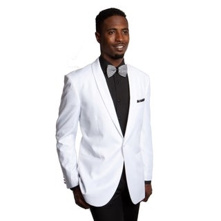Tazio Men's White Jacket