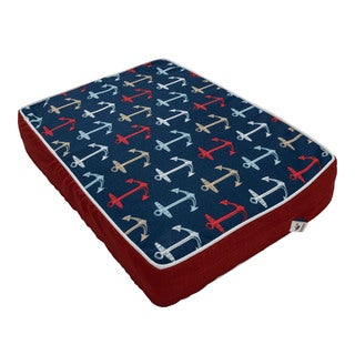 Snoozer Outlast Anchors Heating/Cooling Dog Bed