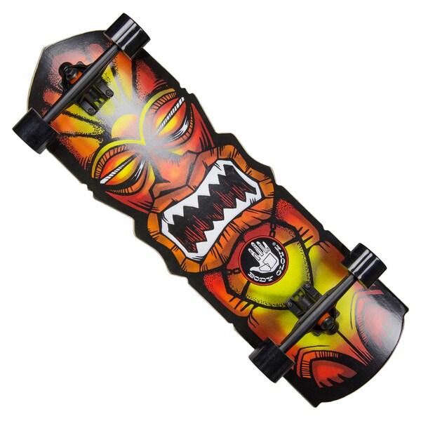 Body Glove Tiki Man 30-inch Longboard Skateboard