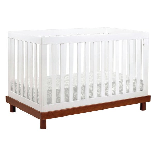 Shop Baby Mod Olivia 3 In 1 Convertible Crib With Toddler