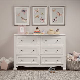 DaVinci Kalani 6 Drawer Double Wide Dresser, KD|https://ak1.ostkcdn.com/images/products/14370673/P20944727.jpg?impolicy=medium