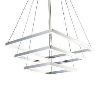 Barsa 3-Tier Square Pendant Lamp