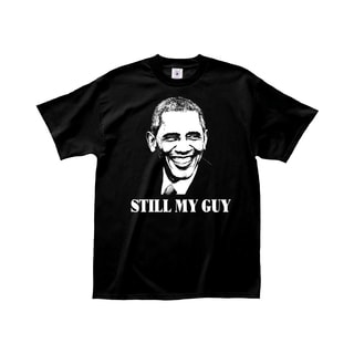 L.A. Imprints Attitude 'Still My Guy' Obama Cotton T-shirt