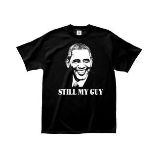 L.A. Imprints Attitude 'Still My Guy' Obama Cotton T-shirt|https://ak1.ostkcdn.com/images/products/14370719/P20944754.jpg?impolicy=medium