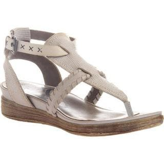 0220e53cdc6 Women s OTBT Celestial Thong Sandal Light Clay Leather