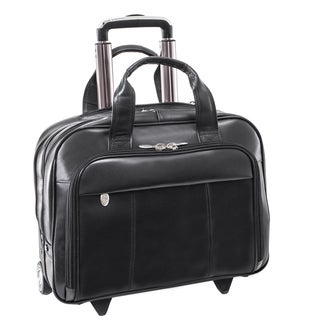 McKlein USA Soho Roiing 15.6-inch Laptop and Tablet Case