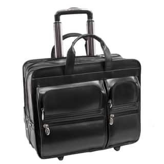 McKlein USA Tribeca Rolling 15.6-inch Laptop and Tablet Case|https://ak1.ostkcdn.com/images/products/14380480/P20953419.jpg?impolicy=medium