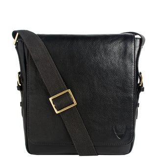 HiDesign William Leather Small Messenger Bag