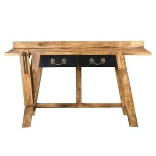 Aurelle Home Kalin Workbench Desk