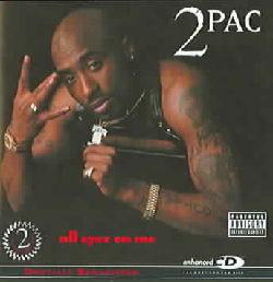 Shakur, Tupac-All Eyez On Me(Parental Advisory)