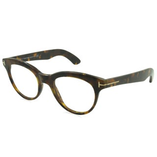Tom Ford Readers - TF5378-052-49-100 Havana 49 mm Oval Reading Glasses