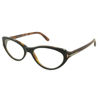 Tom Ford Readers - TF5285-005-53-100 Black Havana 53 mm Cateye Reading Glasses