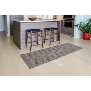 Mats Inc. Mattisimo Italian Style All Weather Floor Runner (6'6 x 2'2)