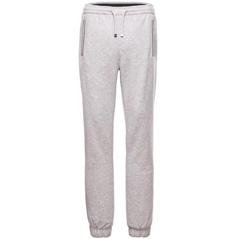 Hugo Boss Men's Hadiko Gray Sweatpants