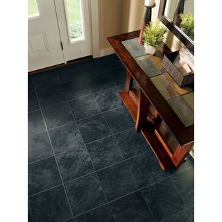 Armstrong Slate Laminate Flooring Pack (23.36 Square Feet Per Case Pack)