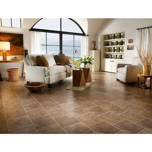 Laminate Wood Flooring Price Per Square Foot: Shop Armstrong Slate Laminate 23.5-square-foot Flooring