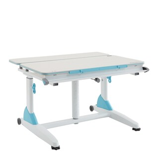 G2-XS Kids Blue Metal Ergonomic Desk