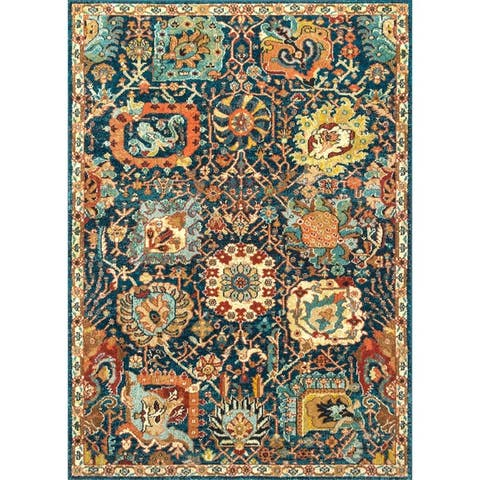 Buy Yellow 5 X 8 Area Rugs Online At Overstock Our Best Rugs Deals