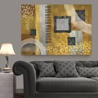 Wexford Home Conrad Knutsen 'Sonata' Premium Gallery Wrapped Canvas Wall Art