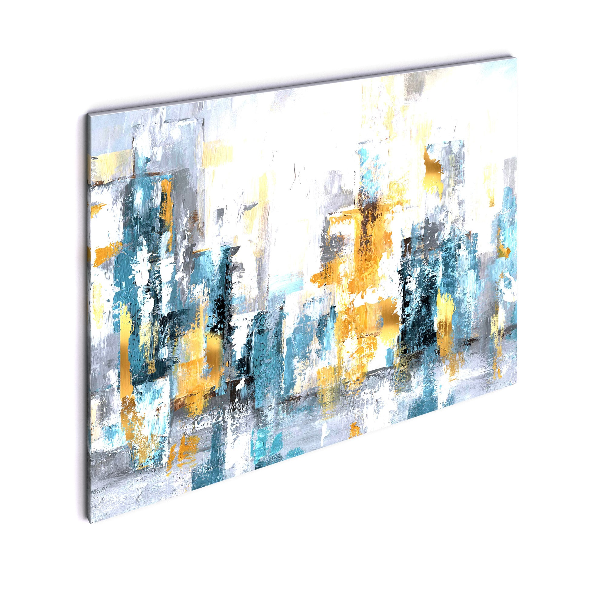 Carson Carrington City Views Ii Premium Gallery Wrapped Canvas Wall Art On Sale Overstock 19211992