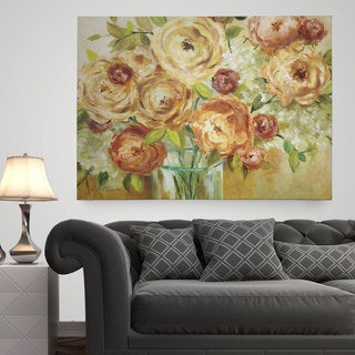 'Sunkissed' Premium Gallery Wrapped Canvas, Three Sizes Available