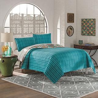 Vue Daria 100-percent Cotton 3-piece Quilt Set