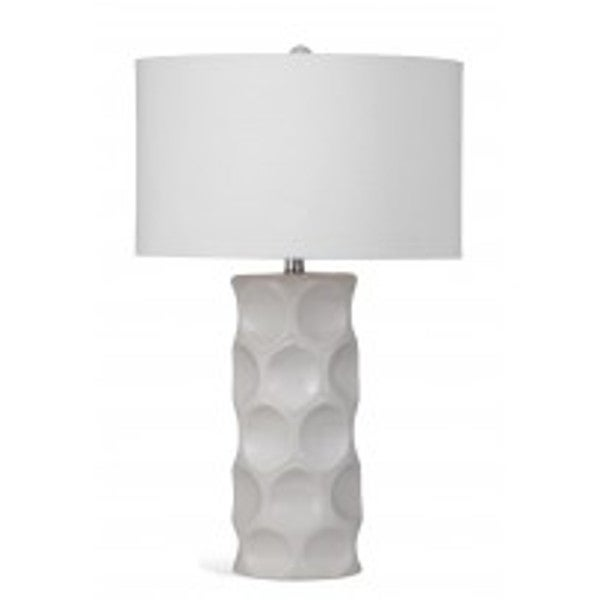 Cassidy 28-inch Off-white Ceramic Table Lamp