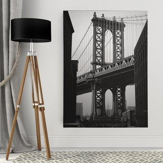 Wexford Home New York Crossing Gallery-wrapped Canvas Wall Art
