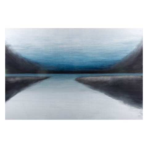 'Mountain Clearing' 40 x 60 Gallery Wrapped Wall Art