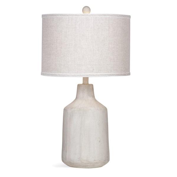 Dalton 26-inch Grey Natural Table Lamp