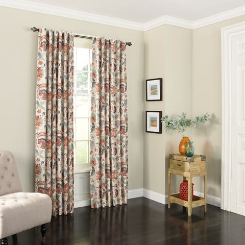 Eclipse Nina Thermalayer Blackout Window Curtain Panel