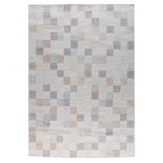 M.A.Trading Hand Woven Kista Natural (8'x10')