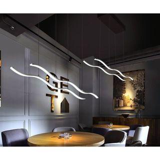 Chester Aluminum LED Pendant Light