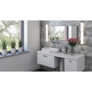 """Link to DALS Lighting 18 Inch Square LED Vanity Light - 18"""" Similar Items in Art Prints"""