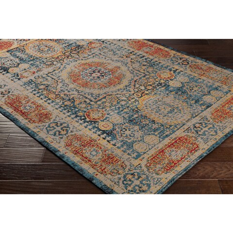 The Curated Nomad Sweeny Hand-woven Area Rug