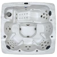 Home and Garden Spas 6 Person 78 Jet Spa with Stainless Jets and Ozone System