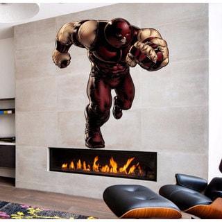 Full Color Juggernaut Full Color Decal, Juggernaut Full Color Sticker, Wall Decal Sticker Decal size 22x30
