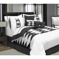 Zen White 7-piece Comforter Set