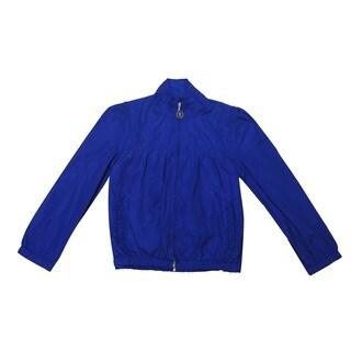 Moncler Women's Odda Blue Lightweight Jacket