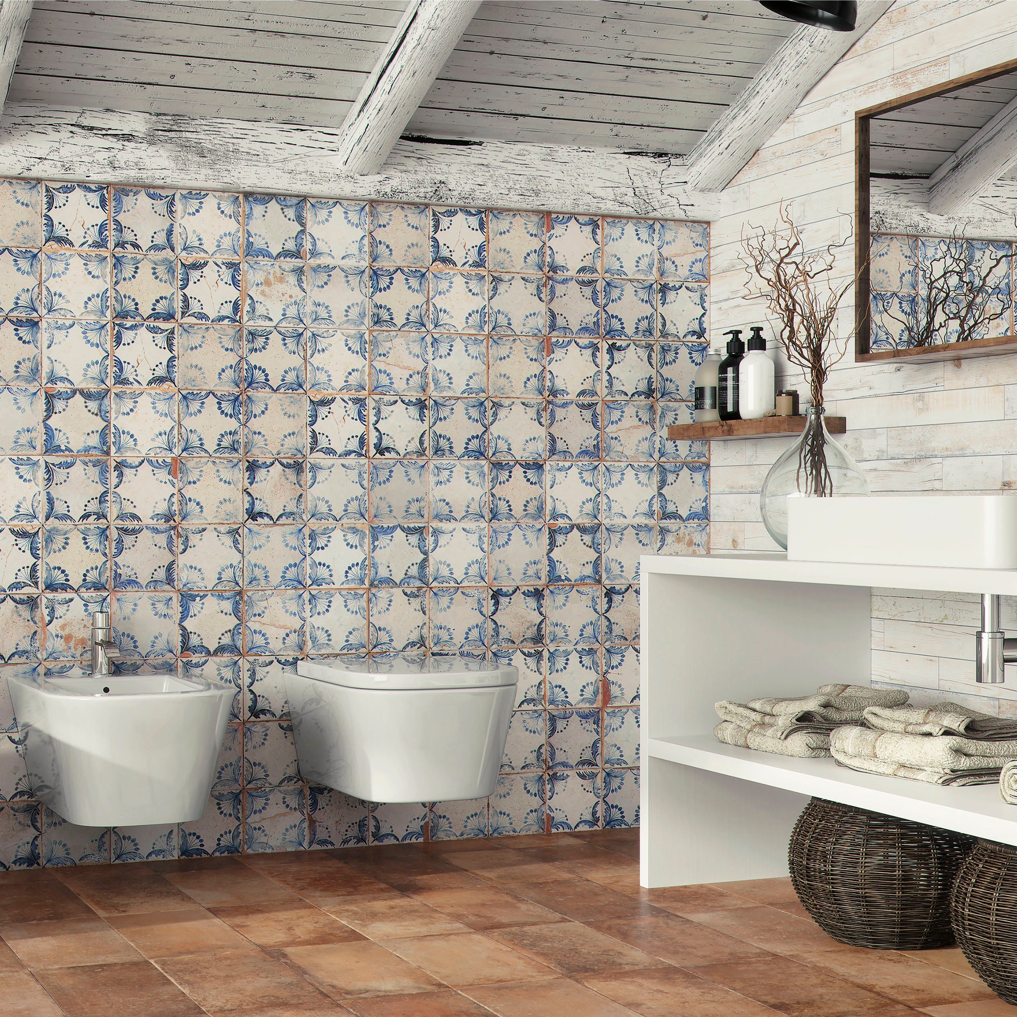 Oliver Ceramic Floor And Wall Tile