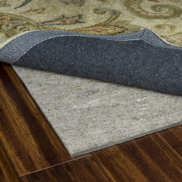 Outdoor Area Rug Pad: Deluxe Grip Multi-Surface Area Rug Pad (8'8 X 11'8)