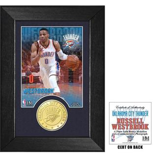 Russell Westbrook 5x7Photo Mint