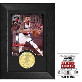 Damian Lillard 5x7 Mini Mint