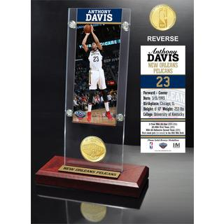 Anthony Davis Ticket Acrylic Desk Top