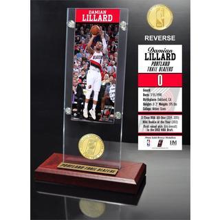 Damian Lillard Ticket Acrylic Desk Top