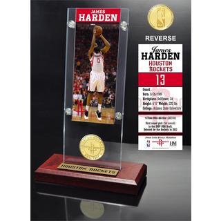 James Harden Ticket Acrylic Desk Top