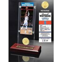 Russell Westbrook Ticket Acrylic Desk Top